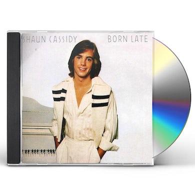Shaun Cassidy BORN LATE CD