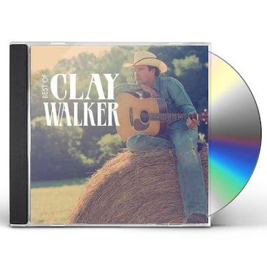 Clay Walker BEST OF CD