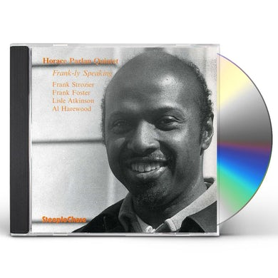Horace Parlan FRANKLY SPEAKING CD