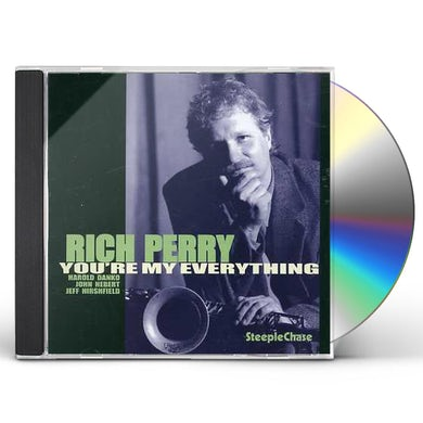 Rich Perry YOU'RE MY EVERYTHING CD