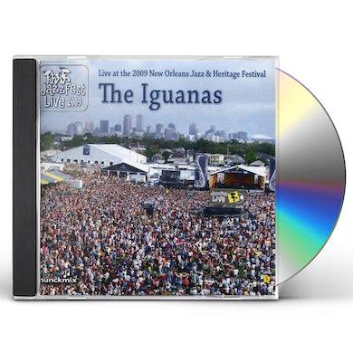 Iguanas JAZZ FEST 2009 CD
