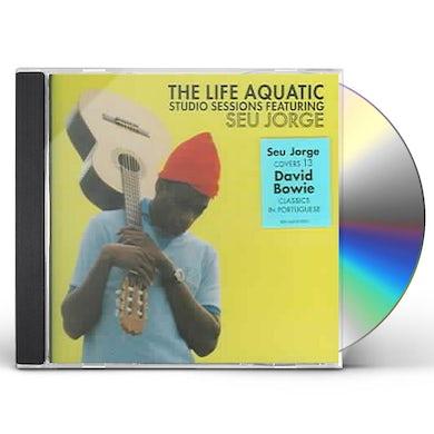 Seu Jorge Life Aquatic Studio Sessions CD