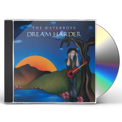 The Waterboys DREAM HARDER CD