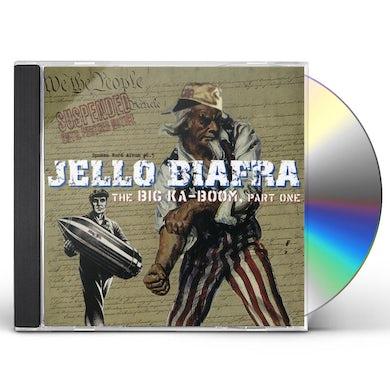 Jello Biafra BIG KA-BOOM 1 CD