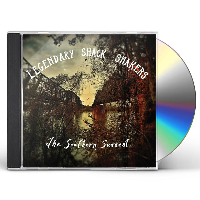 Legendary Shack Shakers SOUTHERN SURREAL CD