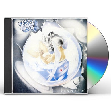 Eloy PLANETS CD