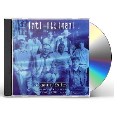 Inti-Illimani SERIE DE ORO: GRANDES EXITOS CD