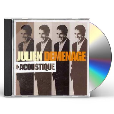 Julien Clerc LIVE 2002 (ELECTRIQUE) CD