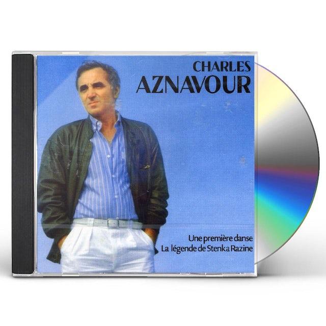 Charles Aznavour UNE PREMIERE DANSE CD
