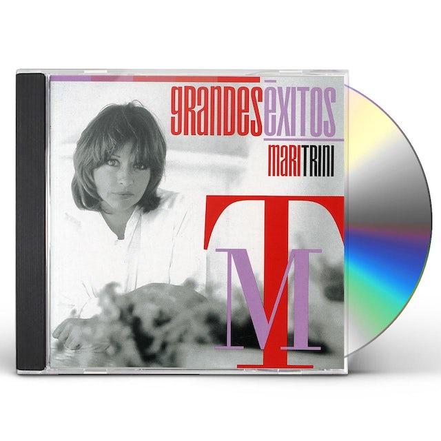 Mari Trini GRANDES EXITOS CD
