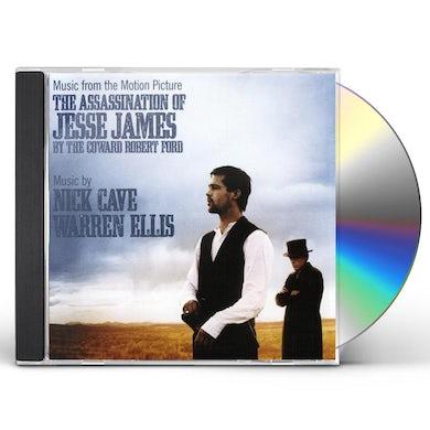 Nick Cave / Warren Ellis ASSASSINATION OF JESSE JAMES / Original Soundtrack CD