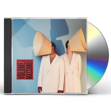 Alessandro Cortini VOLUME MASSIMO CD