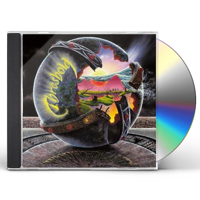 Threshold WOUNDED LAND CD