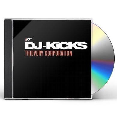 Thievery Corporation DJ-KICKS CD