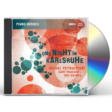 Michel Petrucciani ONE NIGHT IN KARLSRUHE CD