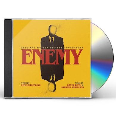 Danny Bensi / Saunder Jurriaans ENEMY CD