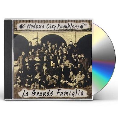 Modena City Ramblers LA GRANDE FAMIGLIA CD