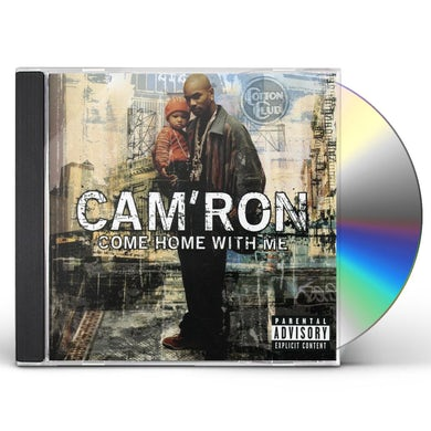 Cam'Ron COME HOME WITH ME CD