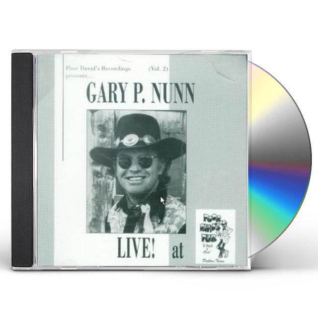 Gary P Nunn