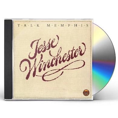Jesse Winchester TALK MEMPHIS CD