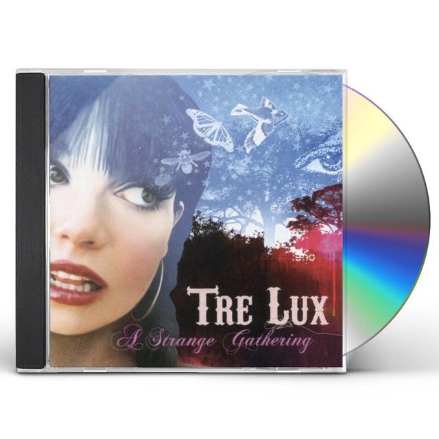 Tre Lux STRANGE GATHERING CD