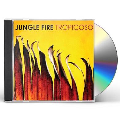 Jungle Fire TROPICOSO CD