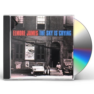 Elmore James SKY IS CRYING CD
