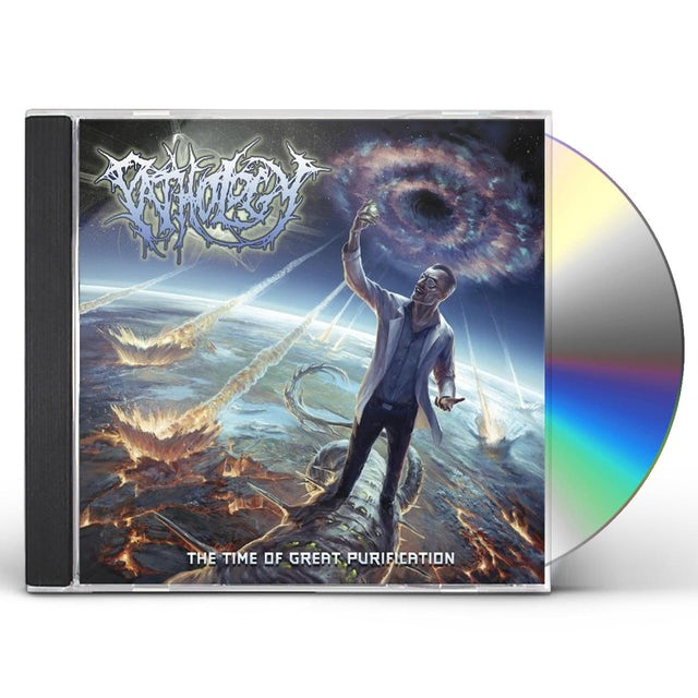 Pathology TIME OF GREAT PURIFICATION CD