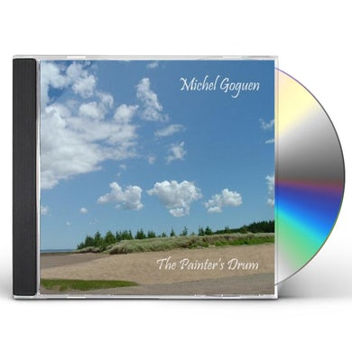 Michel Goguen PAINTERS DRUM CD