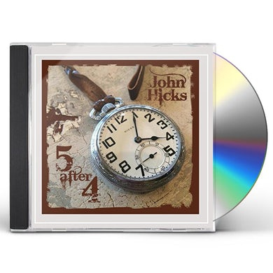 John Hicks FIVE AFTER FOUR CD