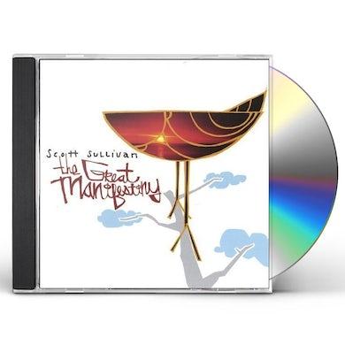 Scott Sullivan GREAT MANIFESTINY CD