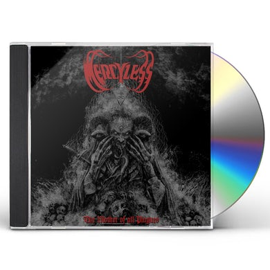 Mercyless MOTHER OF ALL PLAGUES CD