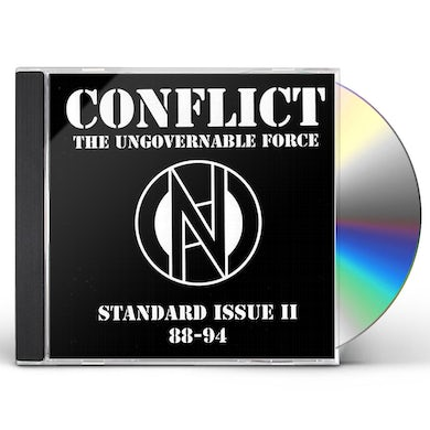 Conflict STANDARD ISSUE II 88-94 CD
