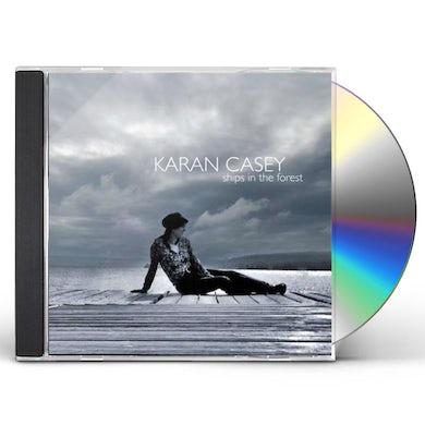 Karan Casey SHIPS IN THE FOREST CD