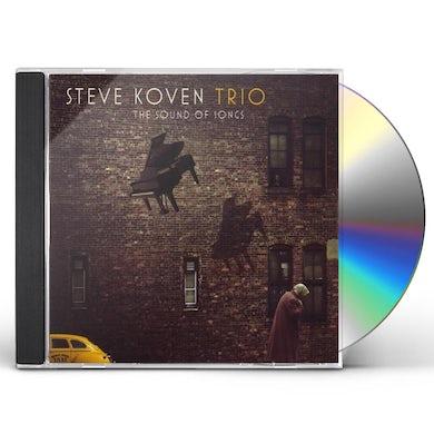 Steve Koven SOUND OF SONGS CD
