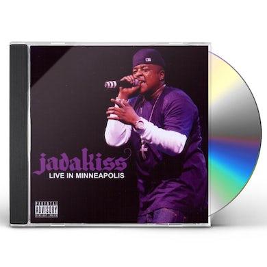 Jadakiss LIVE IN MINNEAPOLIS CD