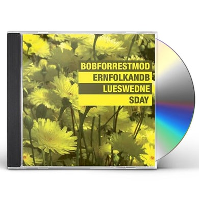 Bob Forrest MODERN FOLK & BLUES: WEDNESDAY CD