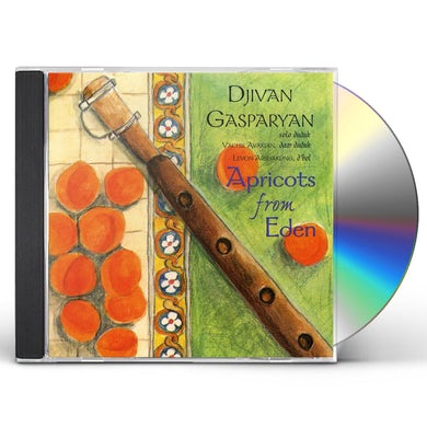 Djivan Gasparyan APRICOTS FROM EDEN CD