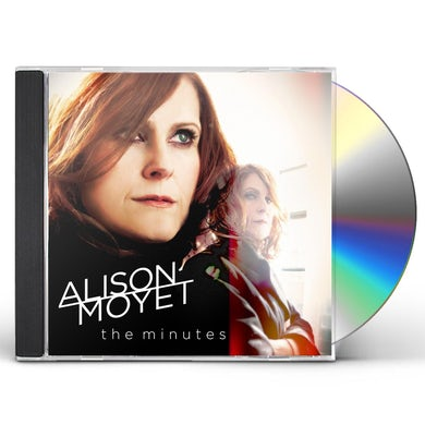 Alison Moyet MINUTES CD