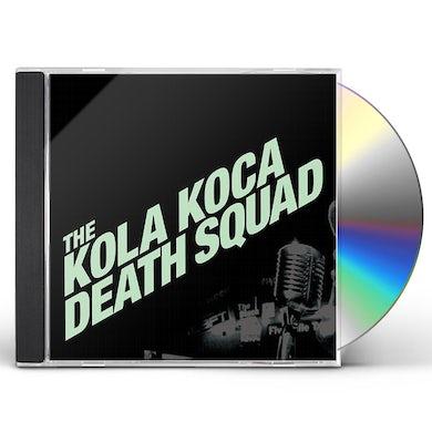 Kola Koca Death Squad CD