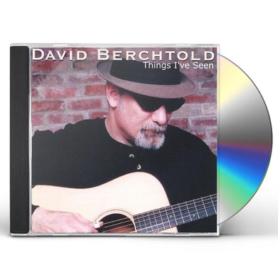 David Berchtold THINGS IVE SEEN CD
