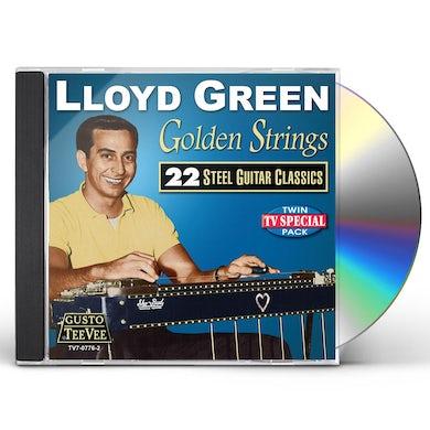 Lloyd Green  GOLDEN STRINGS: 22 STEEL GUITAR CLASSICS CD