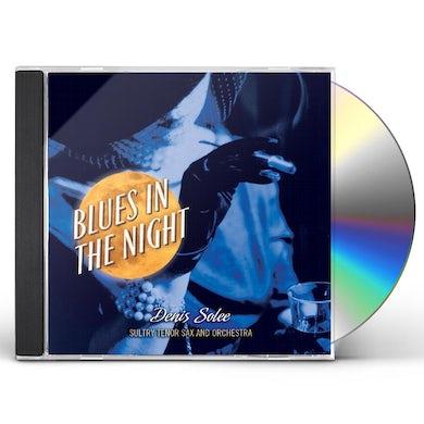 Denis Solee BLUES IN THE NIGHT CD