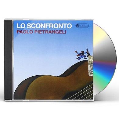 Paolo Pietrangeli LO SCONFRONTO CD