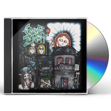 Enuff Z'nuff CLOWN'S LOUNGE CD