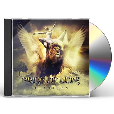 Pride Of Lions FEARLESS CD