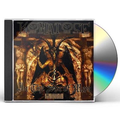 Komatose IN THE SIN OF MAN CD