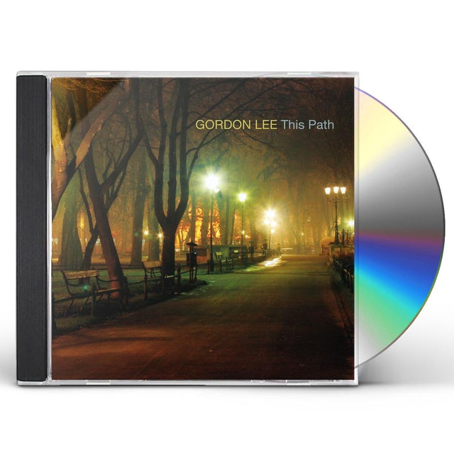 Gordon Lee THIS PATH CD