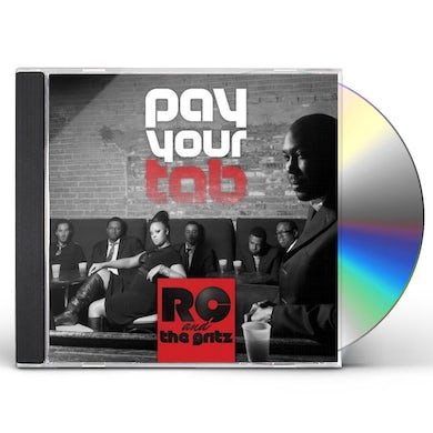 RC & The Gritz PAY YOUR TAB CD