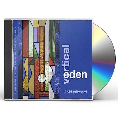 David Pritchard VERTICAL EDEN CD